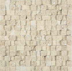 Marble Mosaic Travertine Classico 20x20