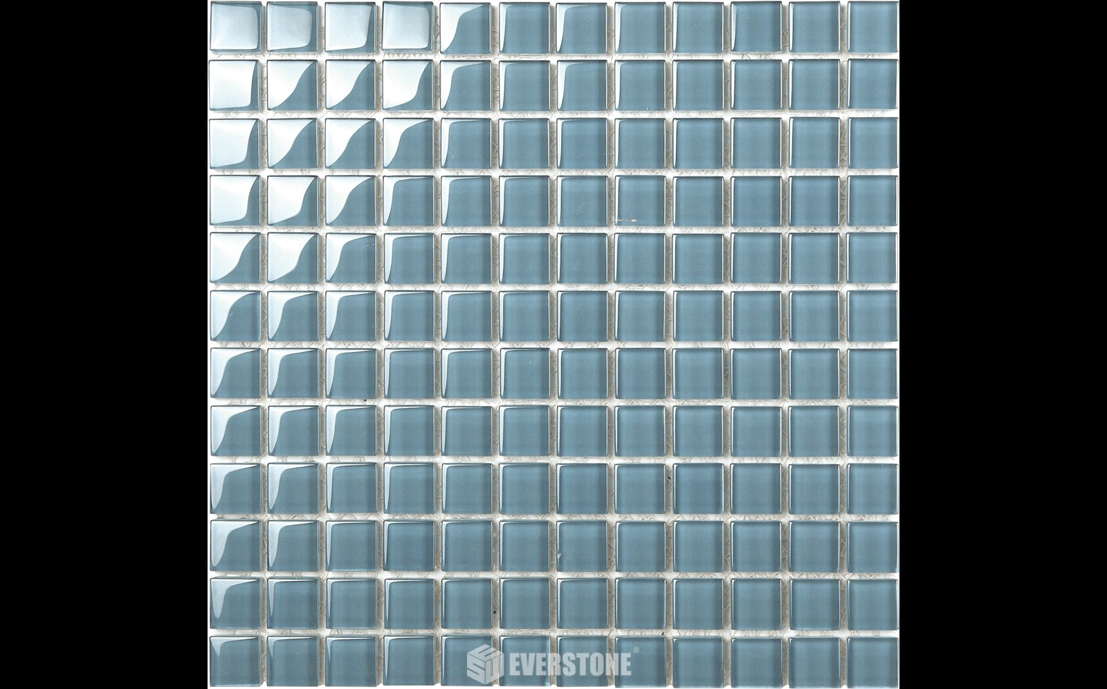 tiling designs for bathrooms classic glass 25x25 glossy mosaic everstone 20965