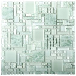 Glasstone Green Opal Magic mosaics