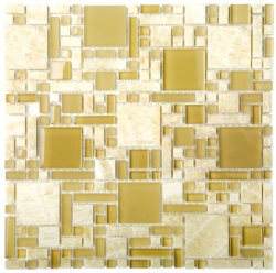 Glasstone Honey Onyx Magic mosaics
