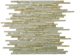 Glasstone Emperador Light  Bullets mosaics