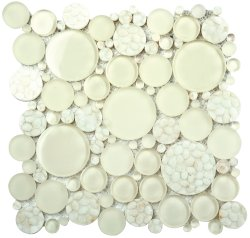 Glasshell GS02 Bubbles Mosaic Borders  Glossy