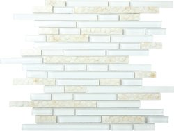Glasshell GS01 Mini Brick Glossy Mosaics