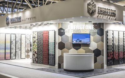 Everstone at Cersaie 2015