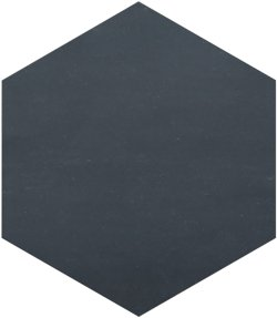 Durastone Tile Charcoal Hexagon
