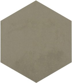 Durastone Tile Olive Hexagon