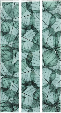 Studio Glass Tile Spring (sold in set of 3)