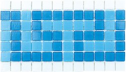 Pool Glass POB-01A Border