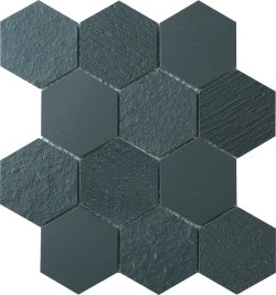 Lavacode Mosaic Bluestone Hexagon 83x96